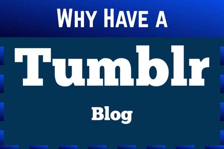 tumblr benefits