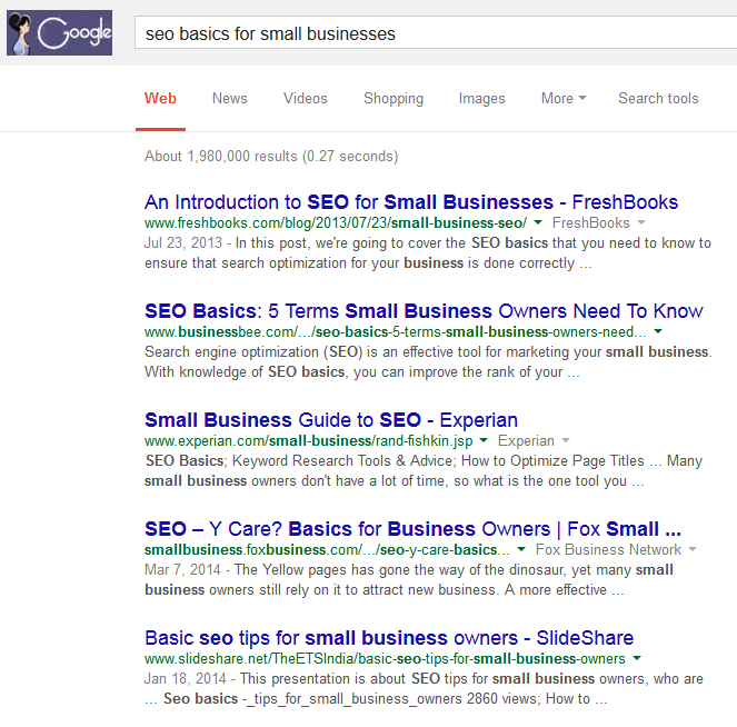 SEO basics for small businesses - The importance of keyword research in SEO
