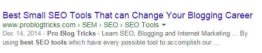 best small seo tools that can change your blogging career
