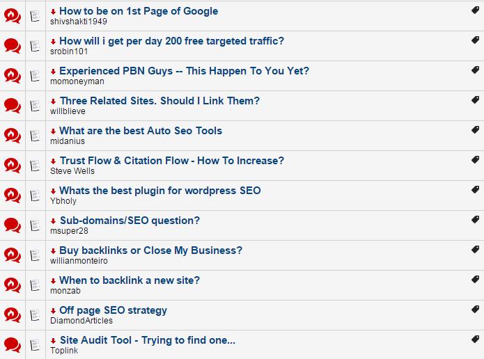 warriorforum main internet marketing discussion forum threads