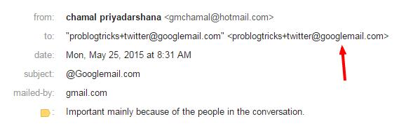 @googlemail.com email alias