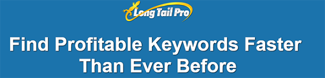 long tail pro - find profitable keywords : an SEO software