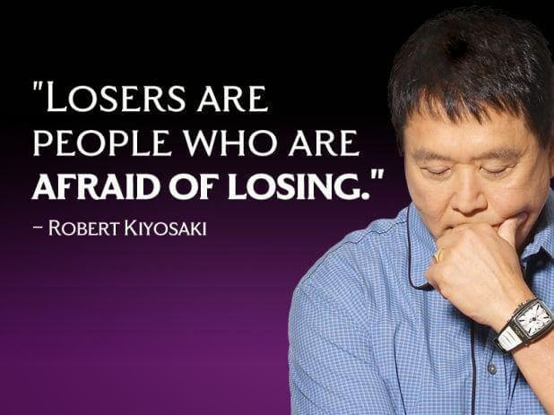 robert kiyosaki's quote about network marketing