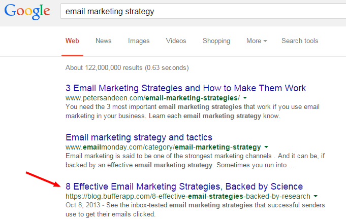 email marketing strategy - Google search
