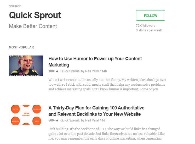 feedly-quicksprout