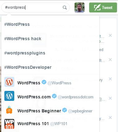 twitter-search-wordpress
