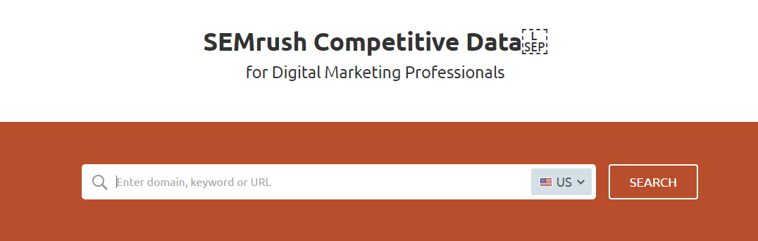 semrush search