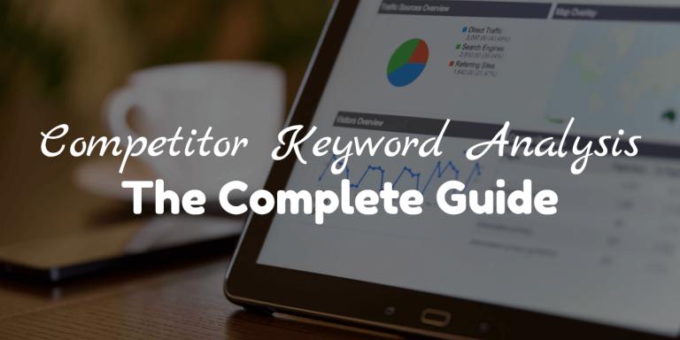 competitor keyword analysis