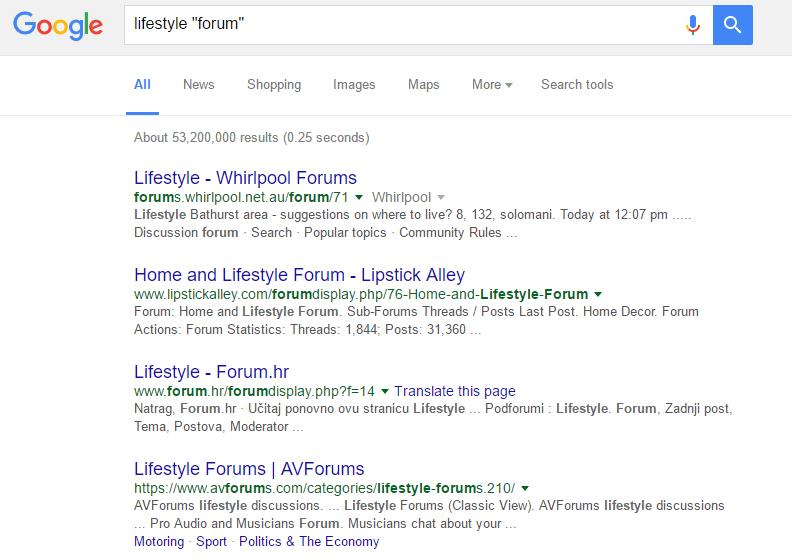 find-forums
