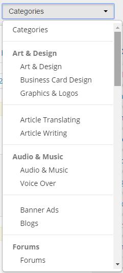 seoclerks categories