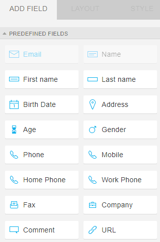 add-fields-email-signup-form-builder-getresponse