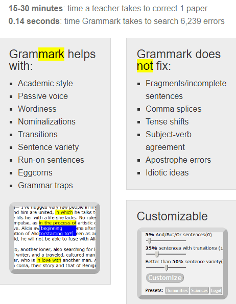 9 Best Online Grammar and Punctuation Checker Tools
