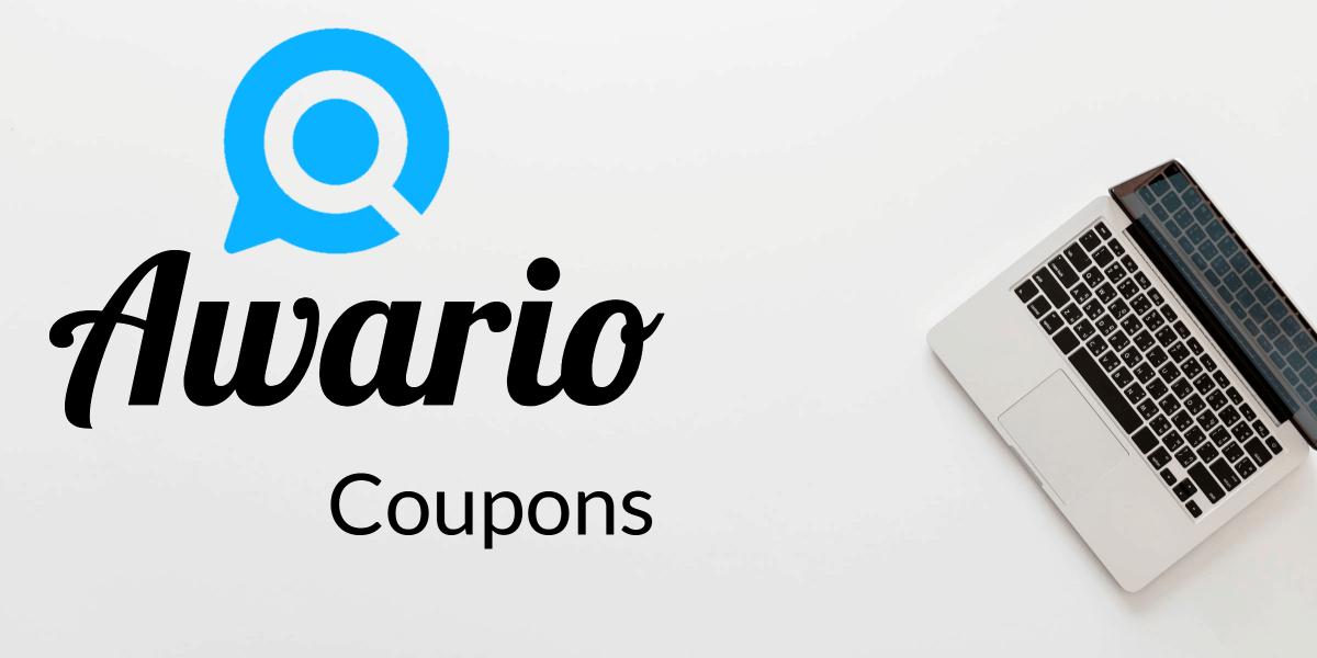 awario coupons