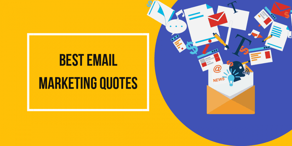 best email marketing quotes