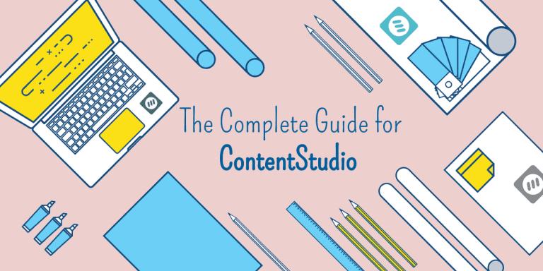 contentstudio guide