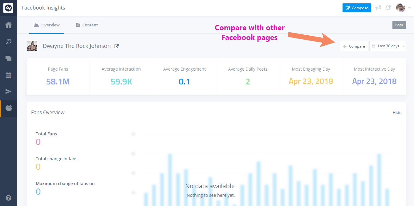 facebook-page-insights-compare-pages