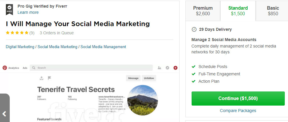 social-media-management-fiverr-gig