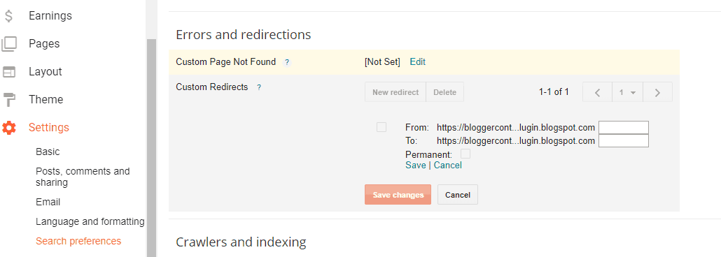 custom-redirections-blogger