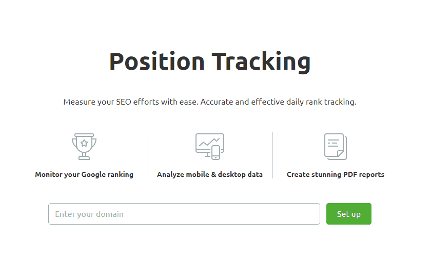 position-tracking