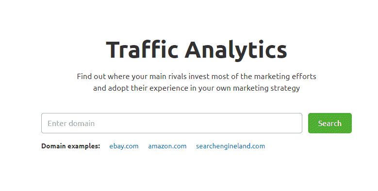 semrush-traffic-analytics