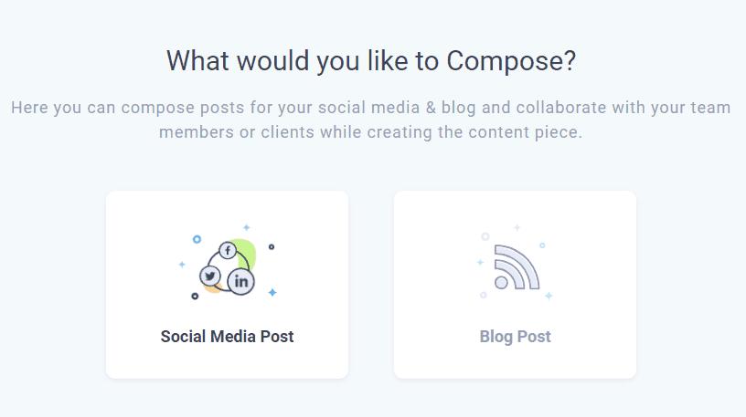 Social Media Post - ContentStudio Composer