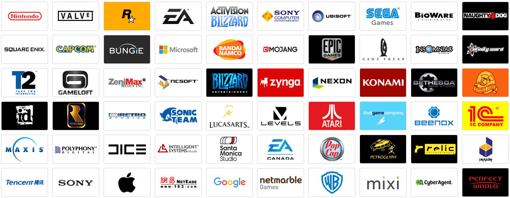video-game-companies