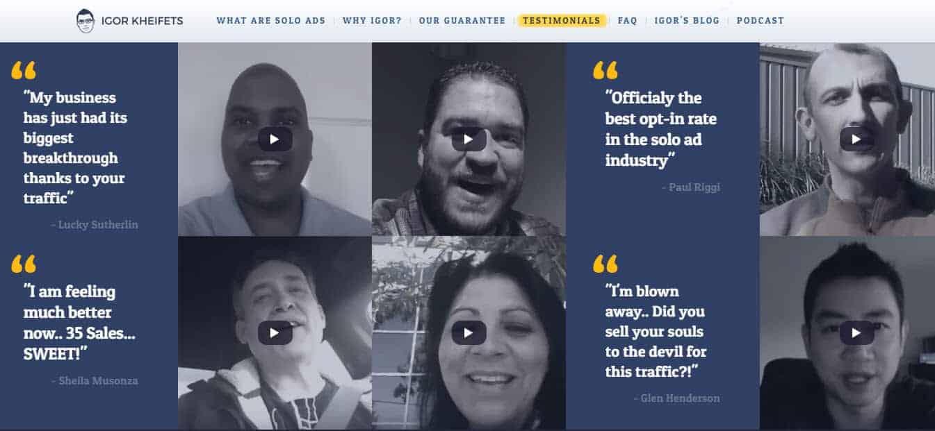solo-ads-testimonials-web-page