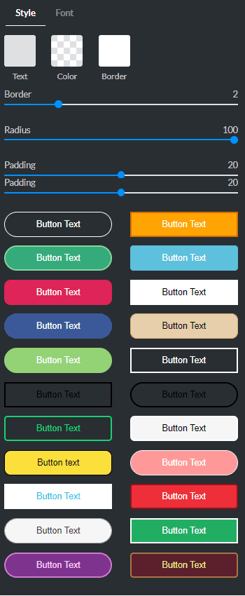 smart buttons in relaythat