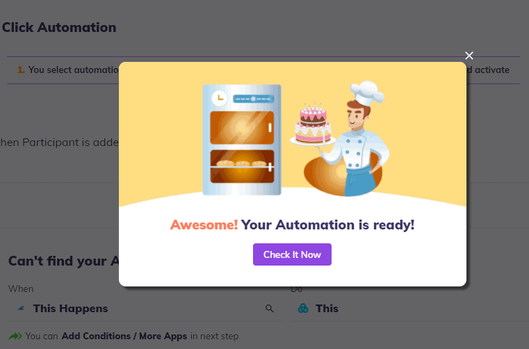 automation is ready