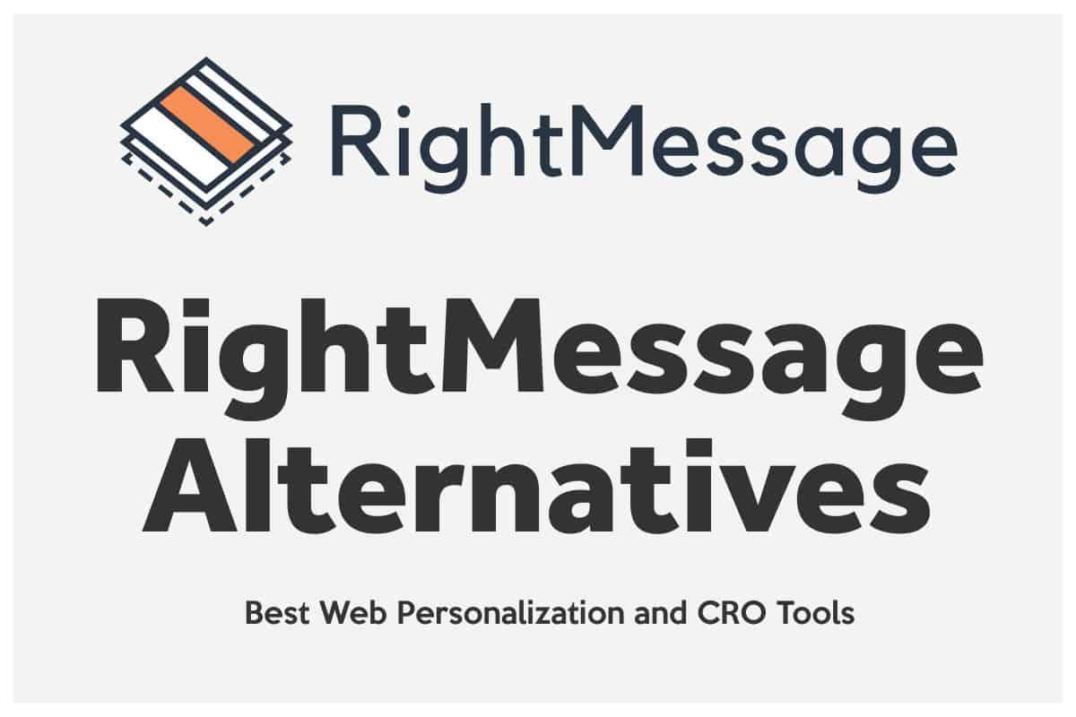 rightmessage alternatives