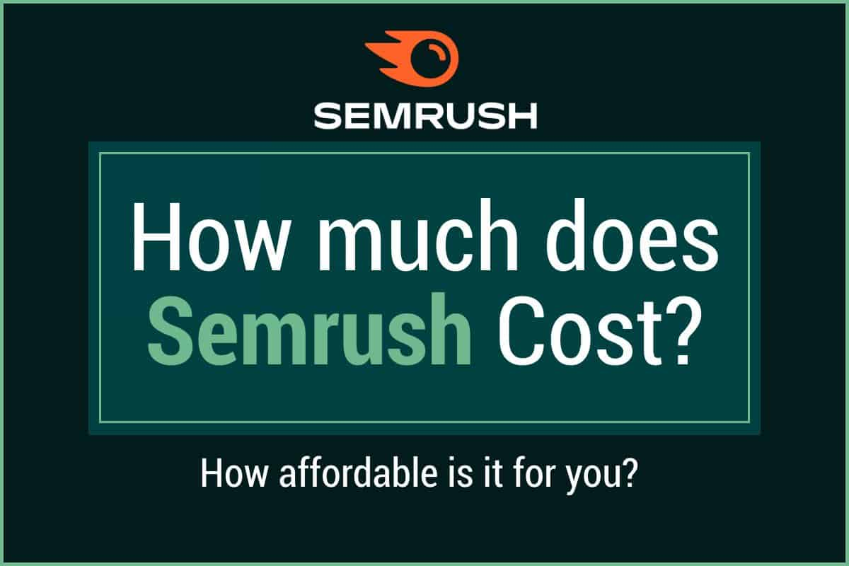 semrush prices cost