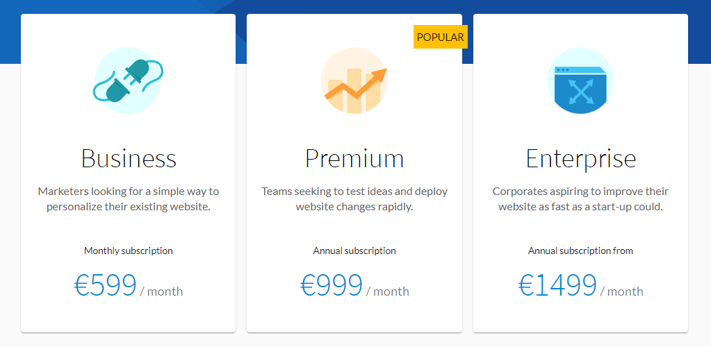Unless pricing