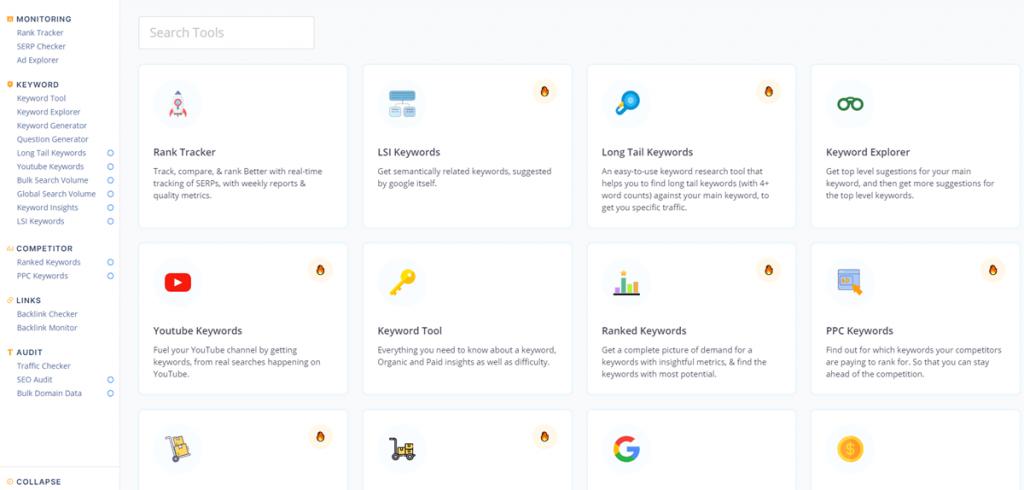 BrandOverflow Tools Page