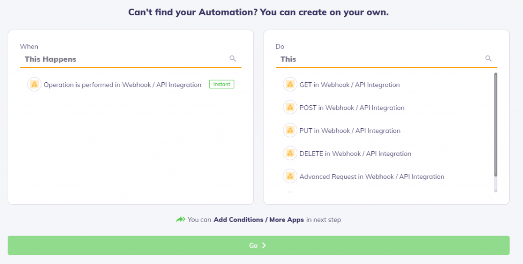Create pwn automation by using API and Webhooks