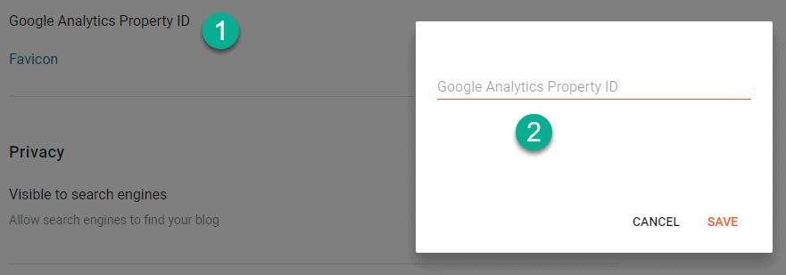 Installing Google Analytics on Google Blogger