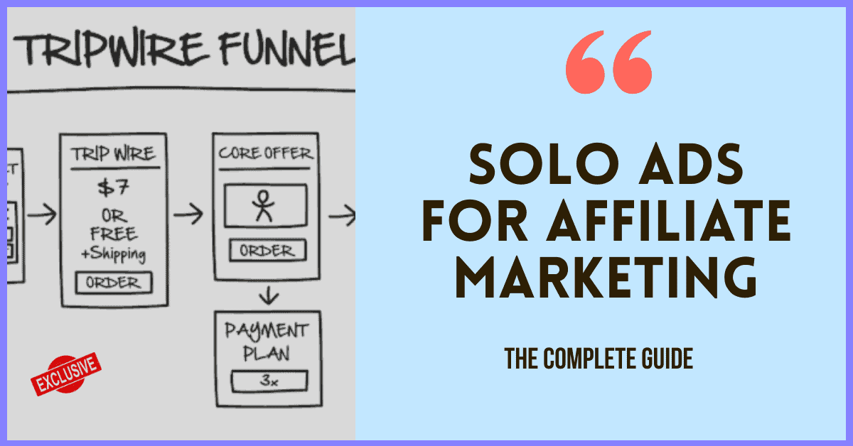 solo ads for affiliate marketing