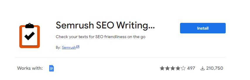 Semrush-SEO-Writing-Assistant-Google-Docs-add-on