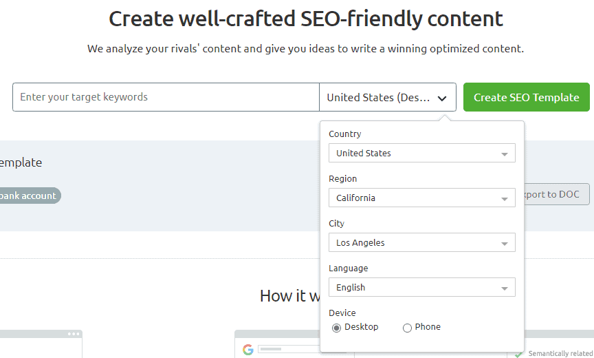 audience-targeting-semrush-content-template
