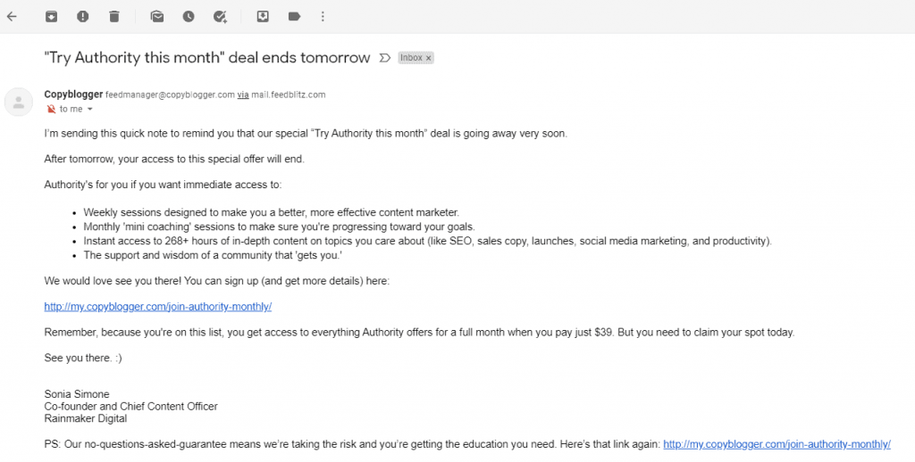 copyblogger-email