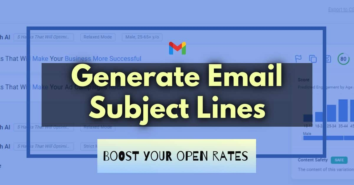 generate-email-subject-lines