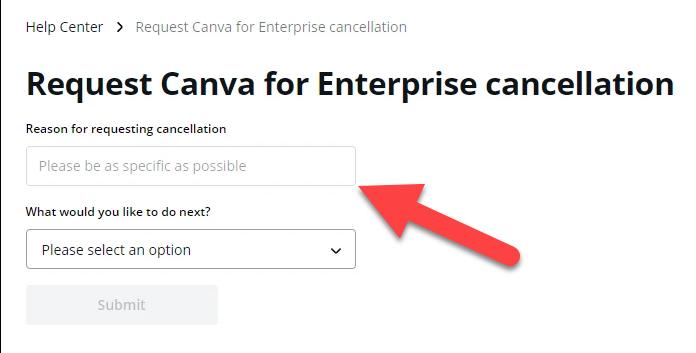 how-to-cancel-canva-enterprise-subscription