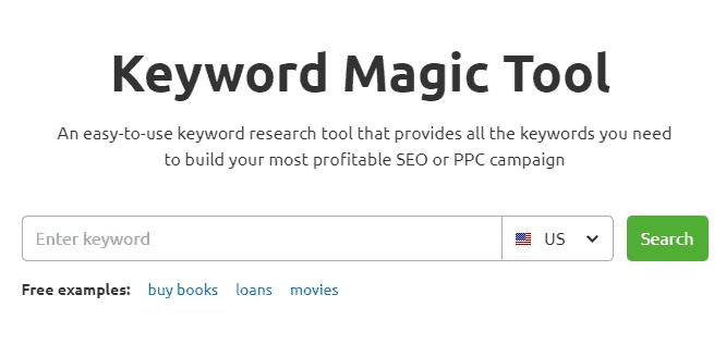 semrush-keyword-magic-tool