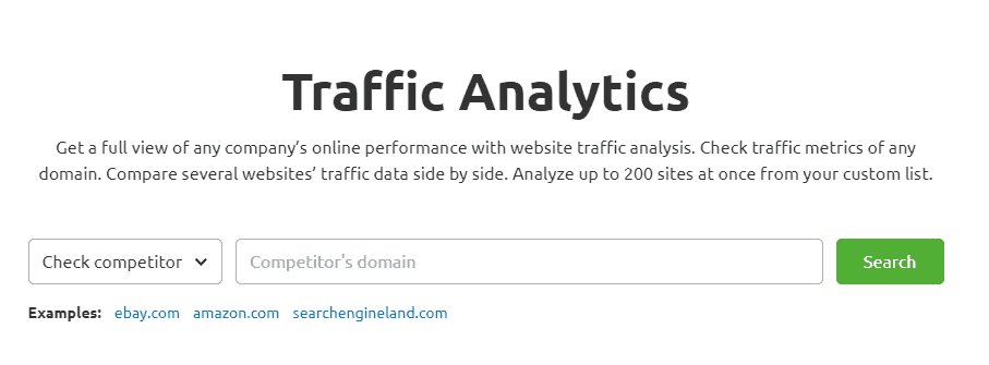 semrush-traffic-analytics