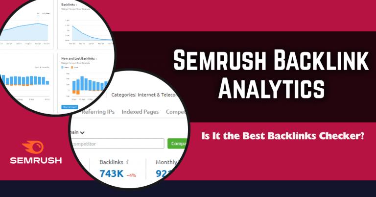 semrush backlink analytics featured